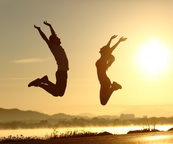 Pohyb a jedlo: Zachránia vám život?