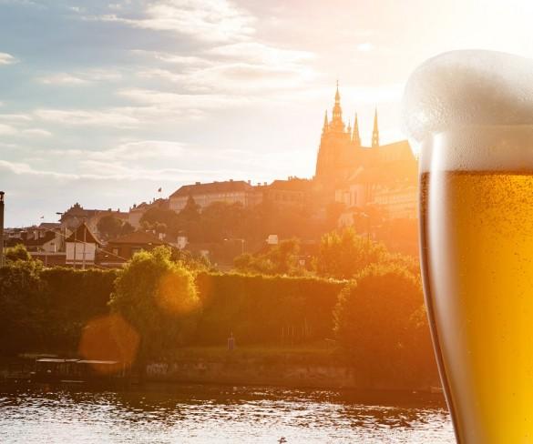 Mesto dejín a piva – Praha