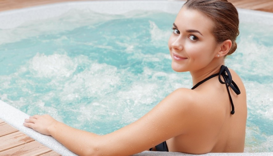 Realizácia luxusných wellness