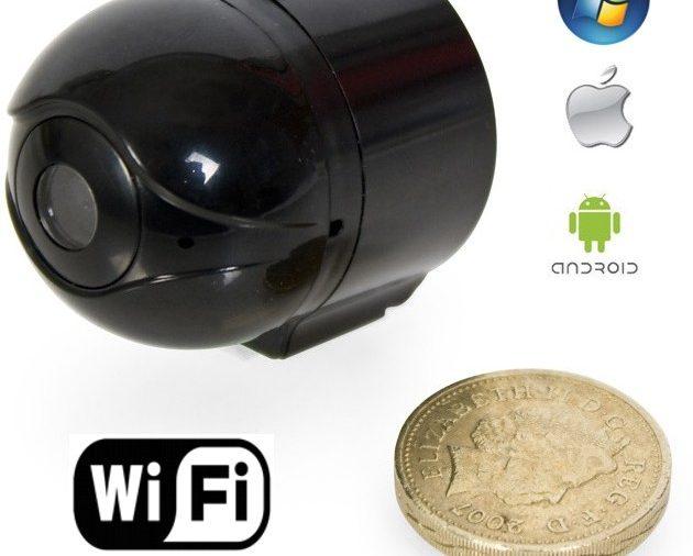 Mini Wifi Kamera – prečo by ste ju mali mať aj vy?