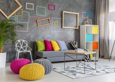 Doplnky a dekorácie môžu oživiť váš domov
