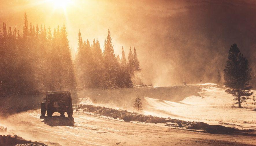 Čo musíte vedieť pred zimou – Snehové reťaze na offroad