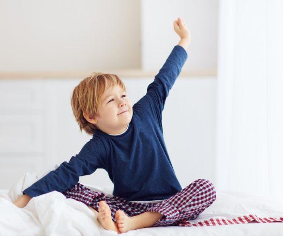 Aká by mala byť detská posteľ?