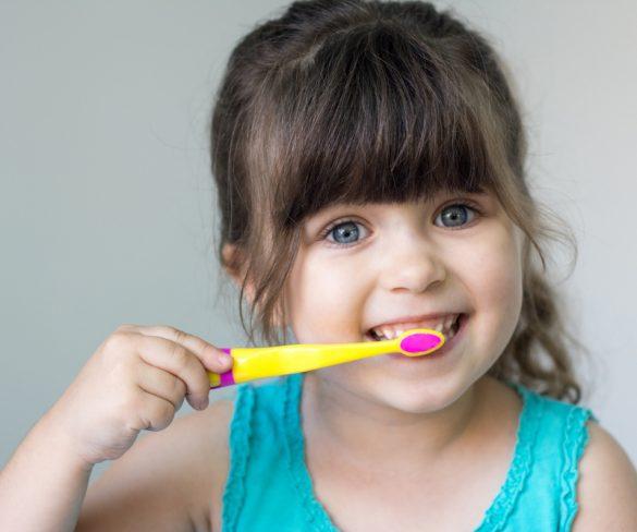 Dentálnu hygienu nepodceňujte ani u detí