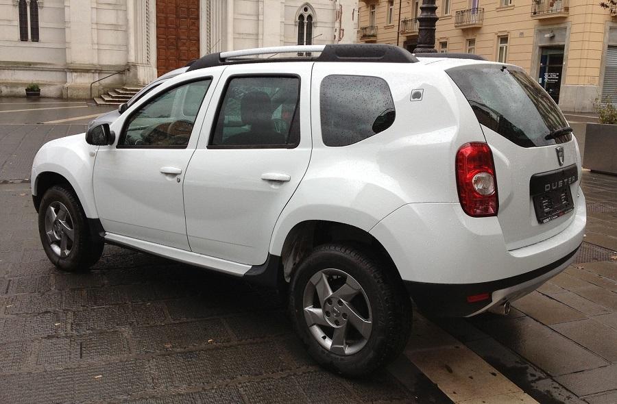Dacia Duste